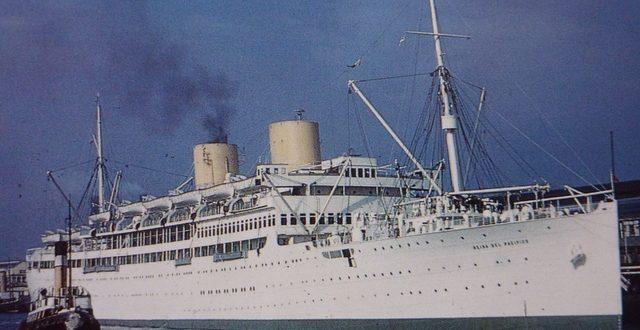 Liverpool's Last Ocean Liners