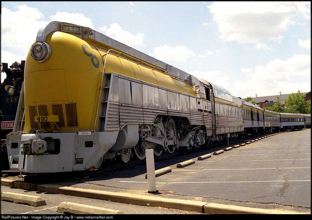 All Car Company >> EARLY AMERICAN STREAMLINED TRAINS – During the Golden Age of Rail Travel… | CRUISING THE PAST