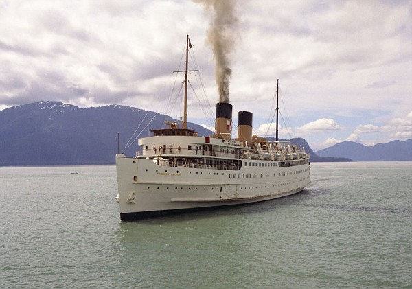 For Cruise Ship History Enthusiasts Join The Steamship