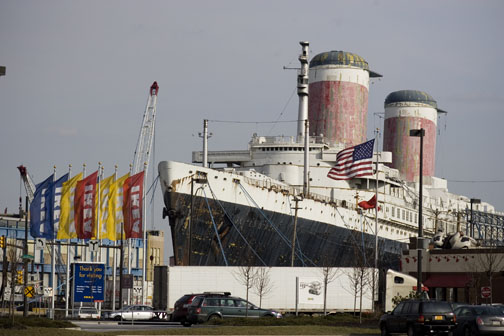SS UNITED STATES is up for sale and could end up as scrap metal
