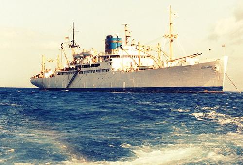 Cruise History The Golden Bear Ii California Maritime