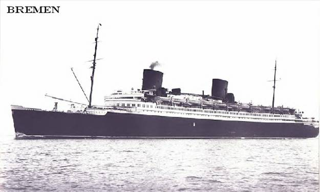 Cruise History 1930s Home Movies Aboard The Liner Ss