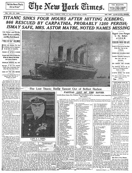 titanic pics