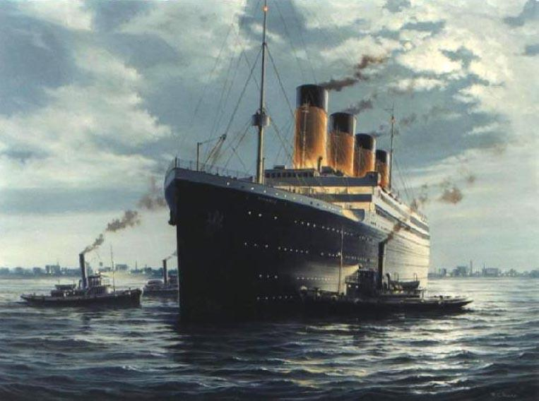 Cruise history the last survivor of unsinkable titanic - Did the titanic have swimming pools ...
