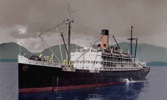 Alaska Cruise History Cruising The Past