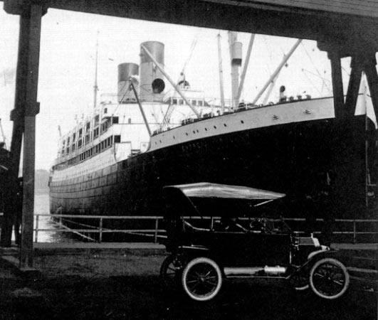 will titanic be forgotten