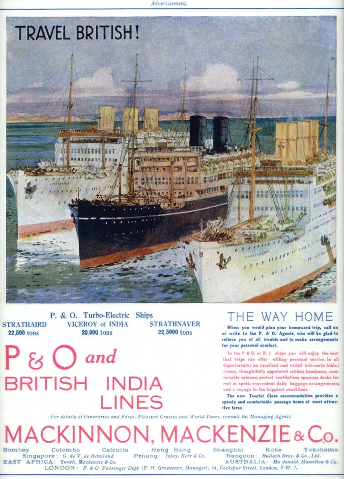 The Rms Viceroy Of India P Amp O Line S Crowning Achievement