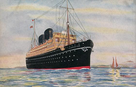 The RMS Viceroy Of India U2013 Pu0026O Lineu2019s Crowning Achievement Of The 1920s. | CRUISING THE PAST