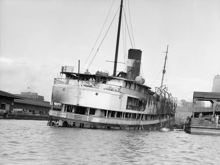 September 17 1949 6o Years Ago The Ss Noronic Fire A
