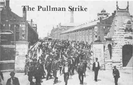 The Pullman Company Strike Resulted In Labor Day Cruising The Past