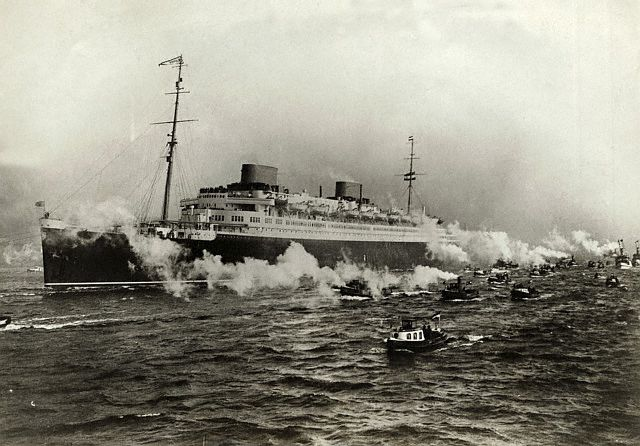 By Michael L. Grace | October 29, 2009. 1930s – THE SS EUROPA and ...