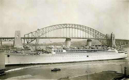 SAILING FROM CALIFORNIA TO HAWAII ABOARD MATSON LINES SS - Cruise from california to hawaii