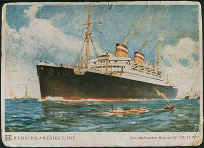 Destination Havana Cuba The Tragic Ms St Louis 1939