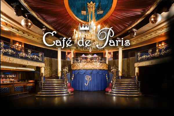 Snakehips Johnson Cafe De Paris