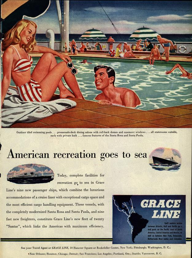 Be a good american cruise time travel pinterest