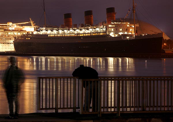 Famous Liner Rms Queen Mary Is Getting A Long Overdue
