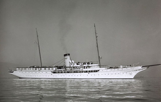 The World's Largest Yachts | CRUISING THE PAST