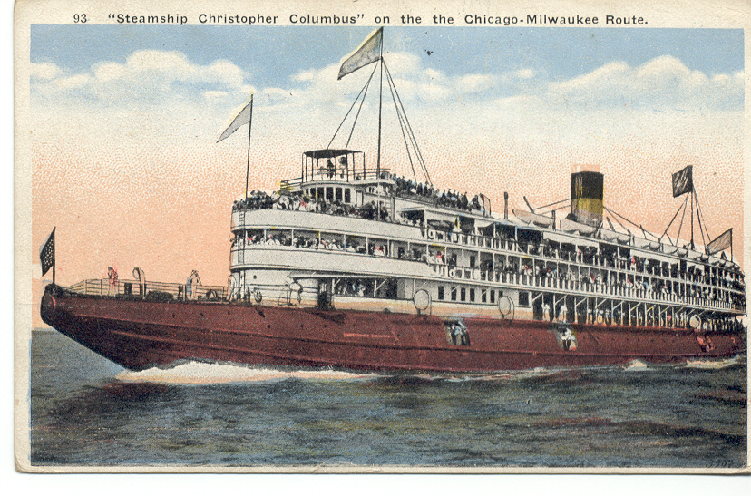 SAILING THE GREAT LAKES On The SS SOUTH AMERICAN And SS NORTH AMERICAN | CRUISING THE PAST