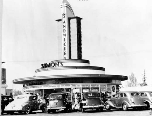 "Drive-In Restaurants – Southern California – The ""fabulous"" 1950s ..."