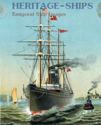 CUNARD LINE HISTORY, STEAMSHIP HISTORY | Cruising The Past