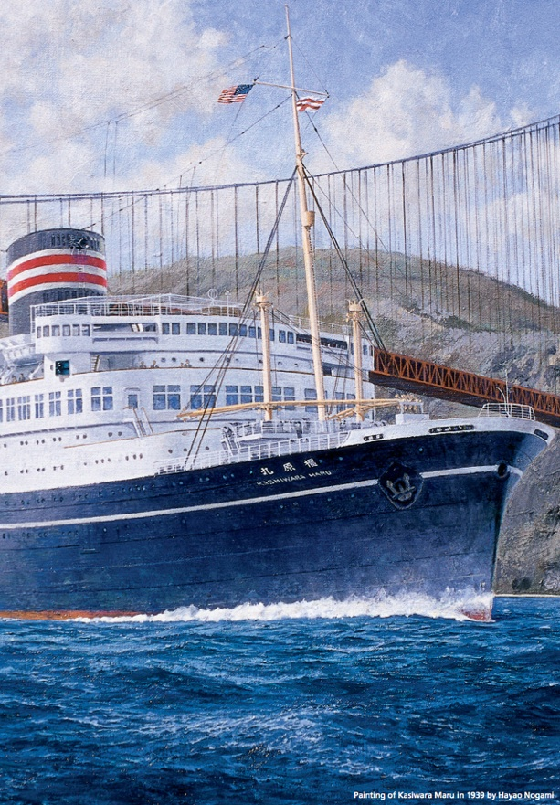 Cruise Ship Firsts Through History  Michael L Grace39s