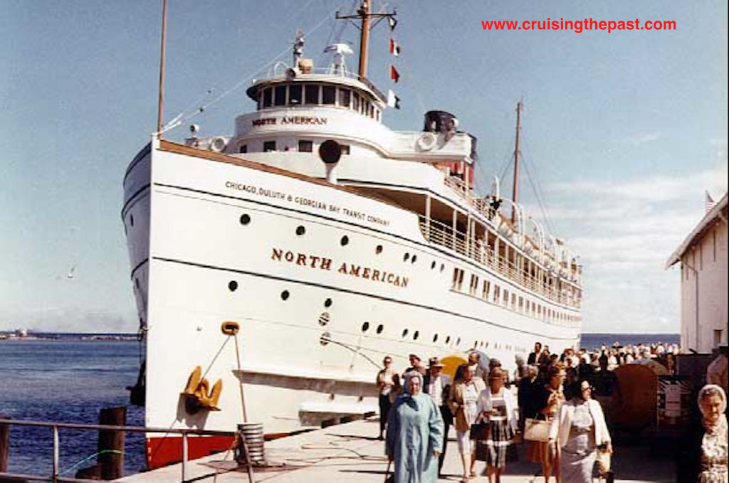 Cruise Line History Cruise History Oceanliner History