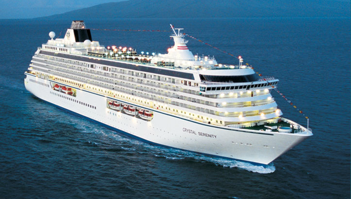 History NYK LINE Nyk Crystal Cruise Line History
