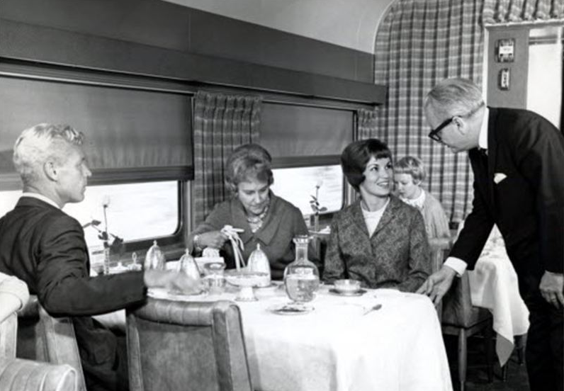 santa fe s all pullman streamliner super chief janet leigh aboard the train of the stars. Black Bedroom Furniture Sets. Home Design Ideas