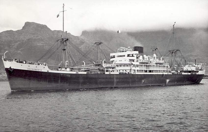 SACRAMENTO1945