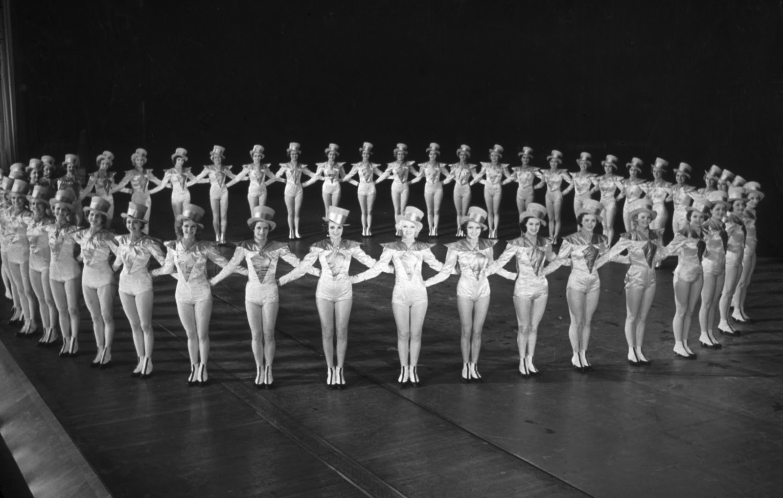 The Rockettes 1933