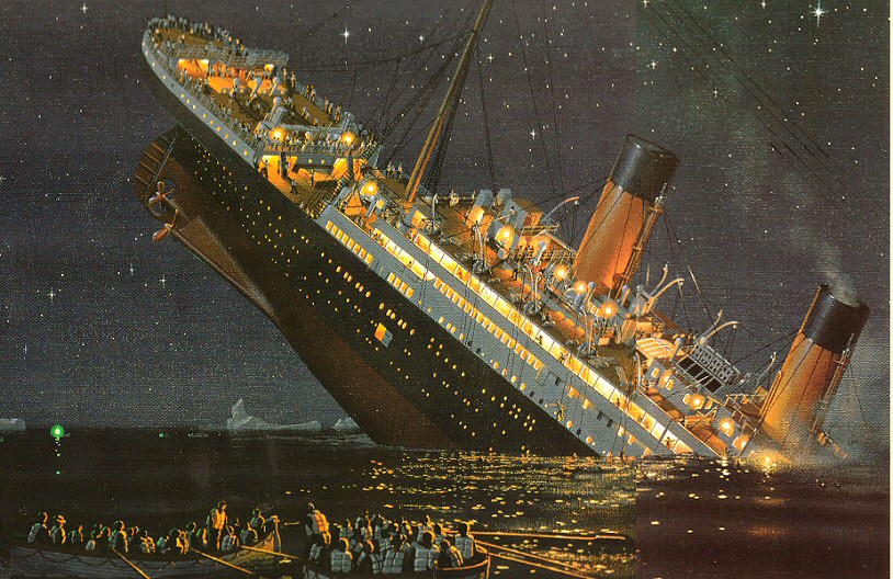 Rms titanic, Brooke As...