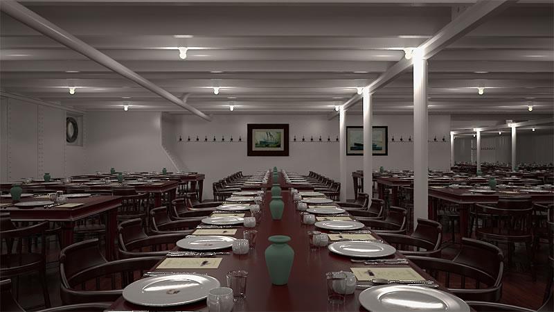 Third-Class-Dining