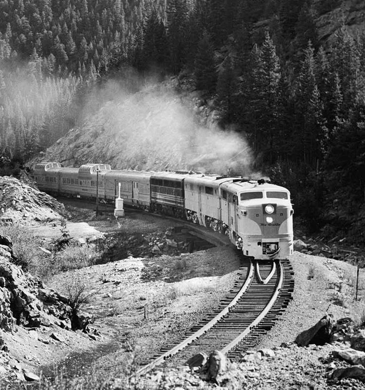Pullman History Streamliners Streamliner History Trains