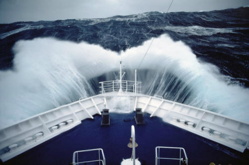 cruise-ship-in-rough-sea
