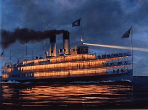 4th of July – Beginning of the 20th Century… the SS TASHMOO