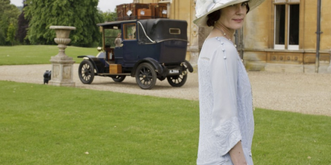 DOWNTON ABBEY review – Down There Abbey, more like: they are all sex-mad…