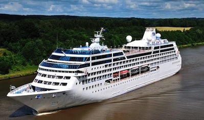 OCEAN PRINCESS will be joining the Oceania Cruises fleet.