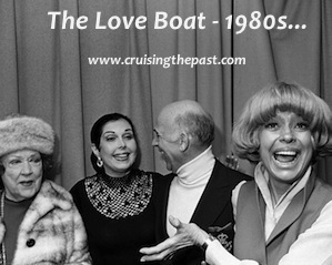 THE LOVE BOAT sails again…