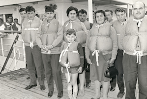 Retro Cruising: Immigrant Italian families coming to the USA and CANADA…