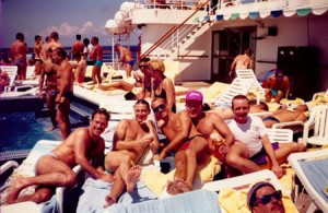 "THE ""FIRST"" ALL GAY CRUISE… 28 years ago…"