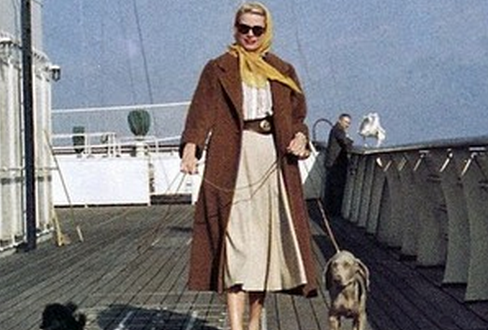 1950s CRUISE FASHIONS… From Marilyn Monroe to Grace Kelly.
