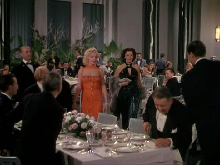 """Marilyn Monroe and Jane Russell in """"Gentlemen Prefer Blondes""""!"""