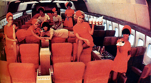 Flight Attendants (Stewardesses) on MAD MEN TV Series… from PSA to Pan Am to TWA…