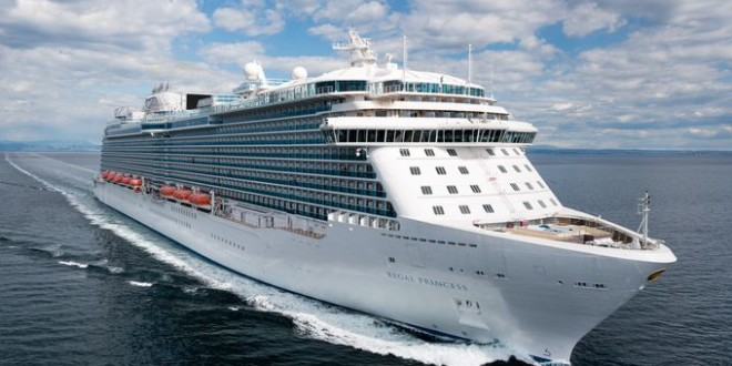 "The new ""Love Boat""… Regal Princess."