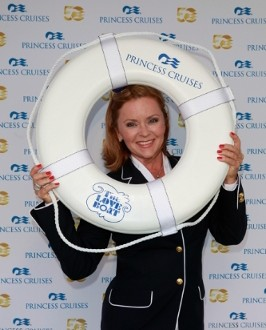 "Love Boat star named ""Ambassador"" for Princess Cruises.."