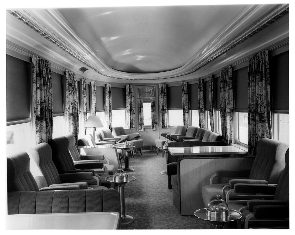 the all pullman panama limited cruising the past. Black Bedroom Furniture Sets. Home Design Ideas