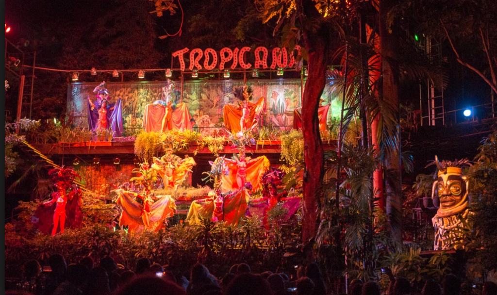 The fabulous Tropicana...