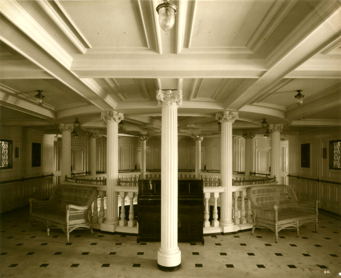 Second Class Entrance Hall