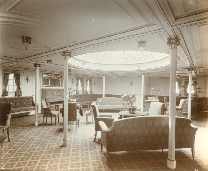 Second Class Ladies Lounge