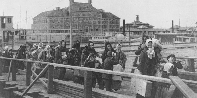 History of Ellis Island